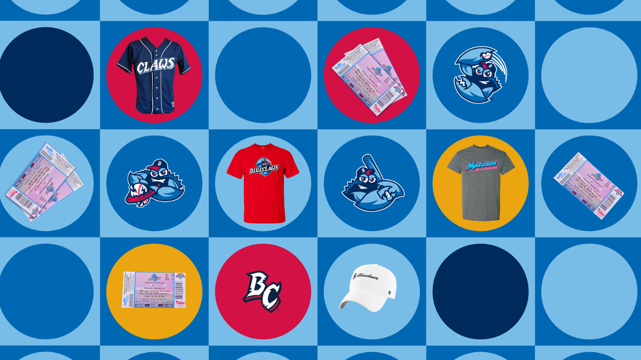 12 Days of BlueClaws