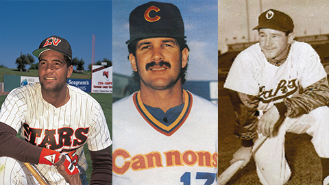 "Sandy Alomar Jr., Edgar Martinez and George ""Catfish"" Metkovich will join the PCL Hall of Fame."