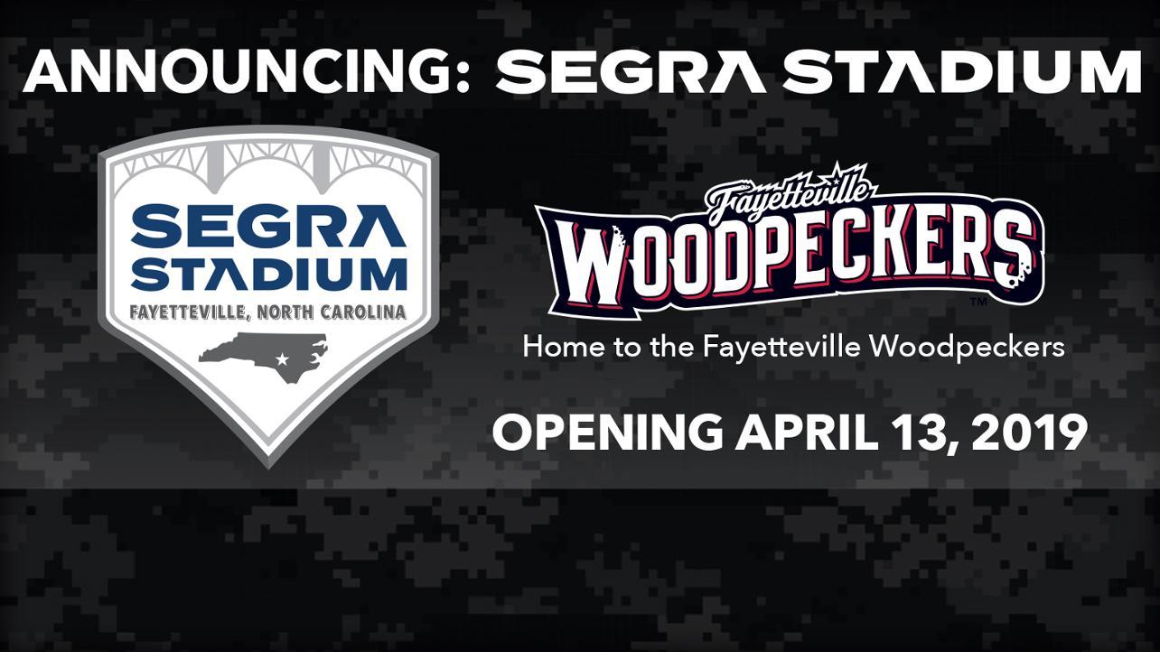 Fayetteville Ballpark to be Named Segra Stadium