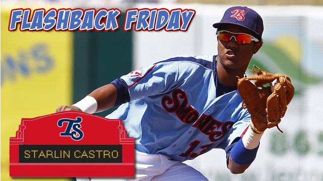 brand new 8abb7 4c7f3 Flashback Friday - Starlin Castro | Tennessee Smokies News