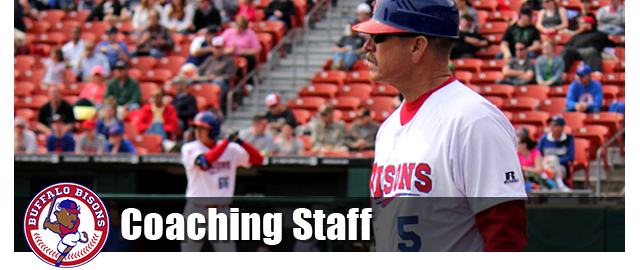 Bisons Coaching staff