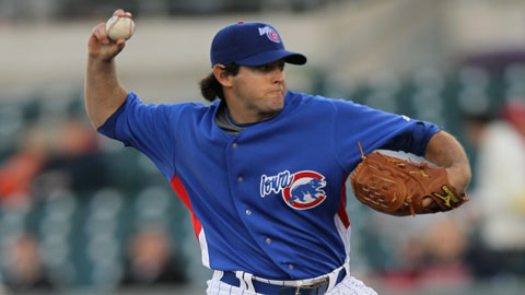 Casey Coleman is available out of the bullpen tonight for the I-Cubs.