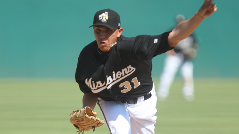 Juan Oramas struck out 12 over 12 scoreless innings in the playoffs.