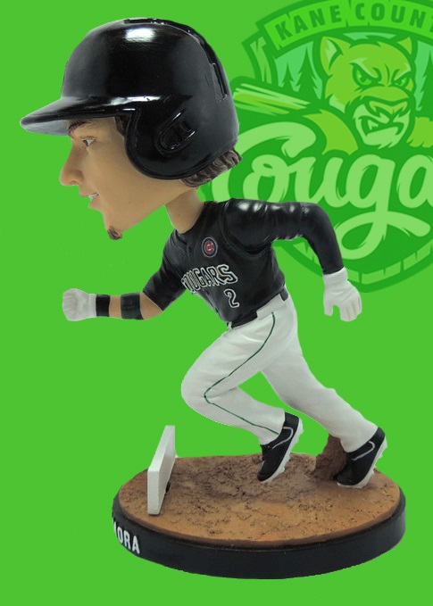 Kane county cougars 2019 bobblehead giveaway