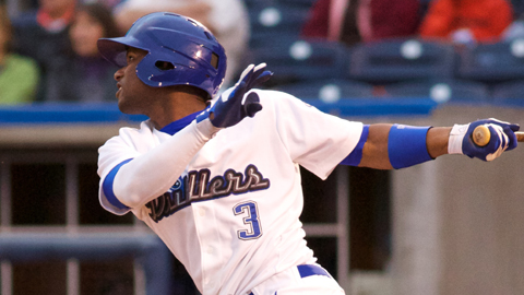 Angelys Nina and the Tulsa Drillers will host Midland and Frisco during a six-game homestand at ONEOK Field May 22-27.