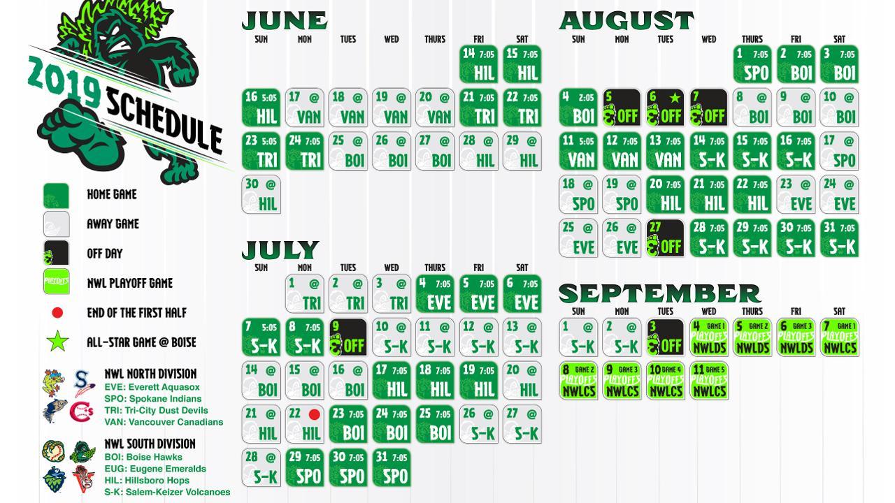 Ikon Schedule 2019 - Alntemelsym tk