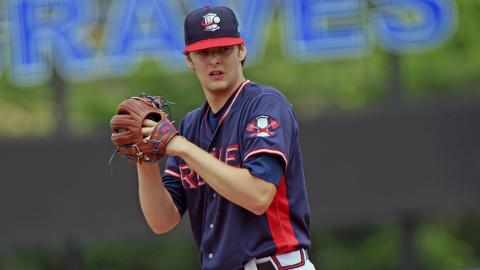 Ian Anderson has held opponents to a .239 batting average in 72 2/3 innings this year.