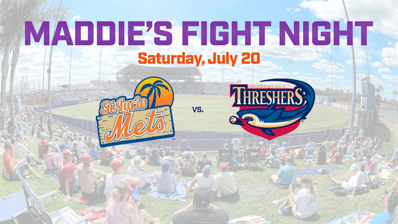 Mets host Clearwater Threshers on Saturday