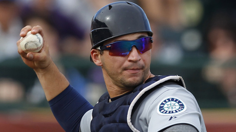 Mike Zunino posted a .974 OPS in 15 games in Double-A last year.