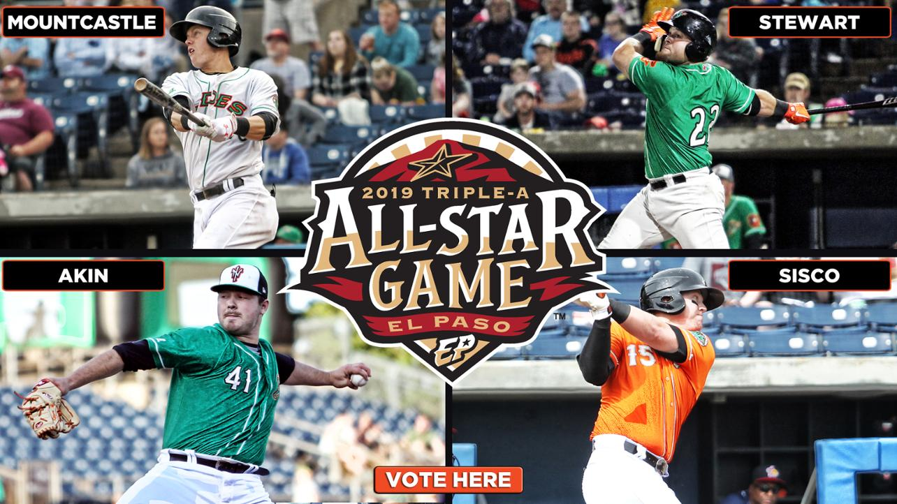 Cast your votes for the Triple-A All-Star Game