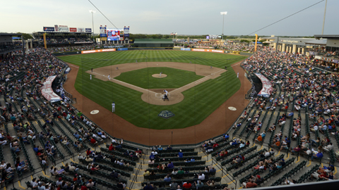 Express Welcomes Zephyrs to Dell Diamond   Round Rock Express News