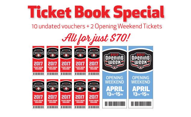 ticket book special