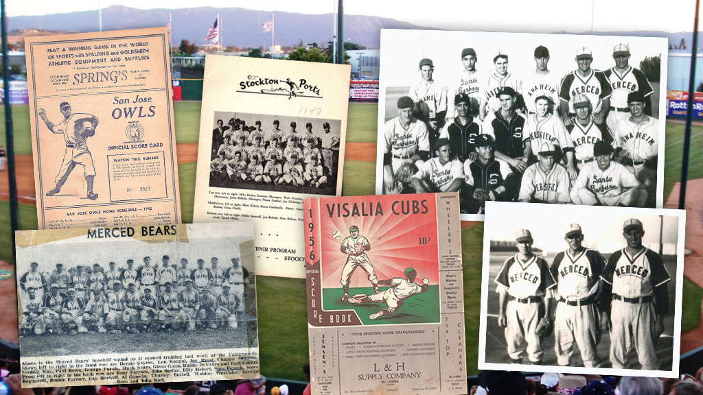 Halted by war, Cal League North boomed in peace
