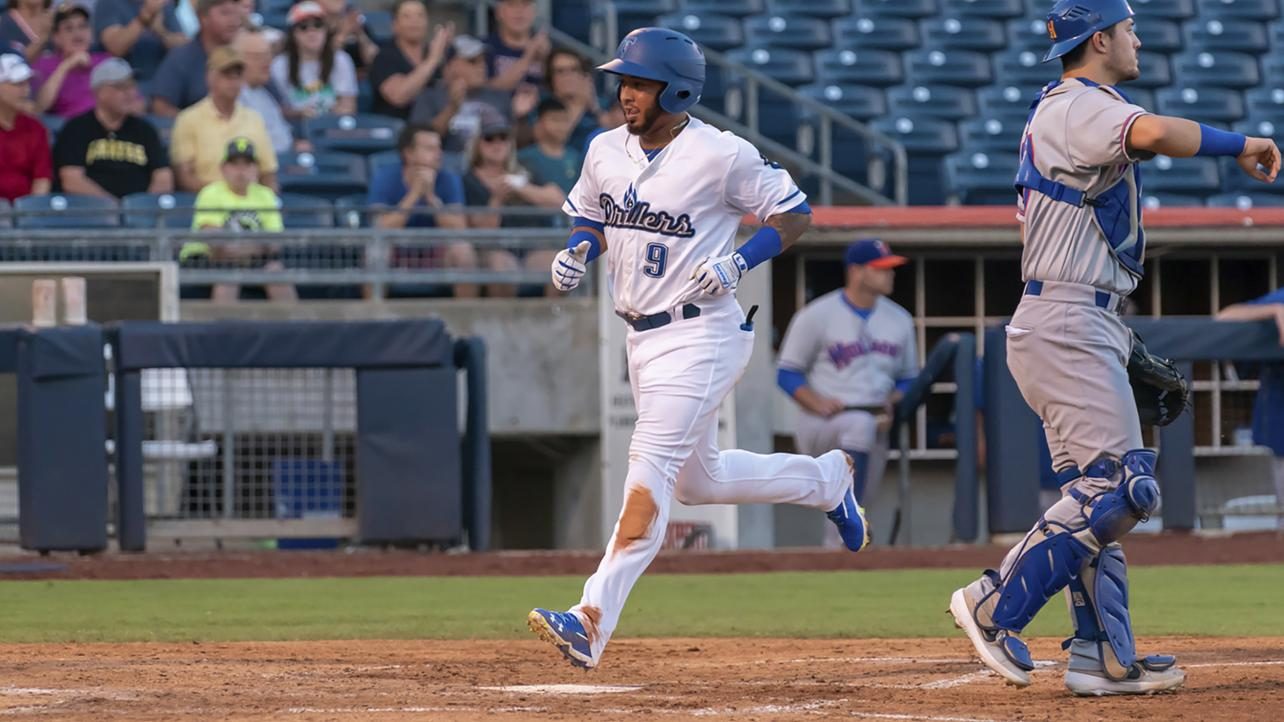 Drillers Drop Final Game of Homestand to Midland