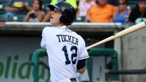 Kyle Tucker has 37 homers and 192 RBIs through his first 300 Minor League games.