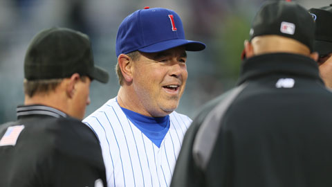 Marty Pevey is Iowa's first manager to return for a second season in eight seasons.
