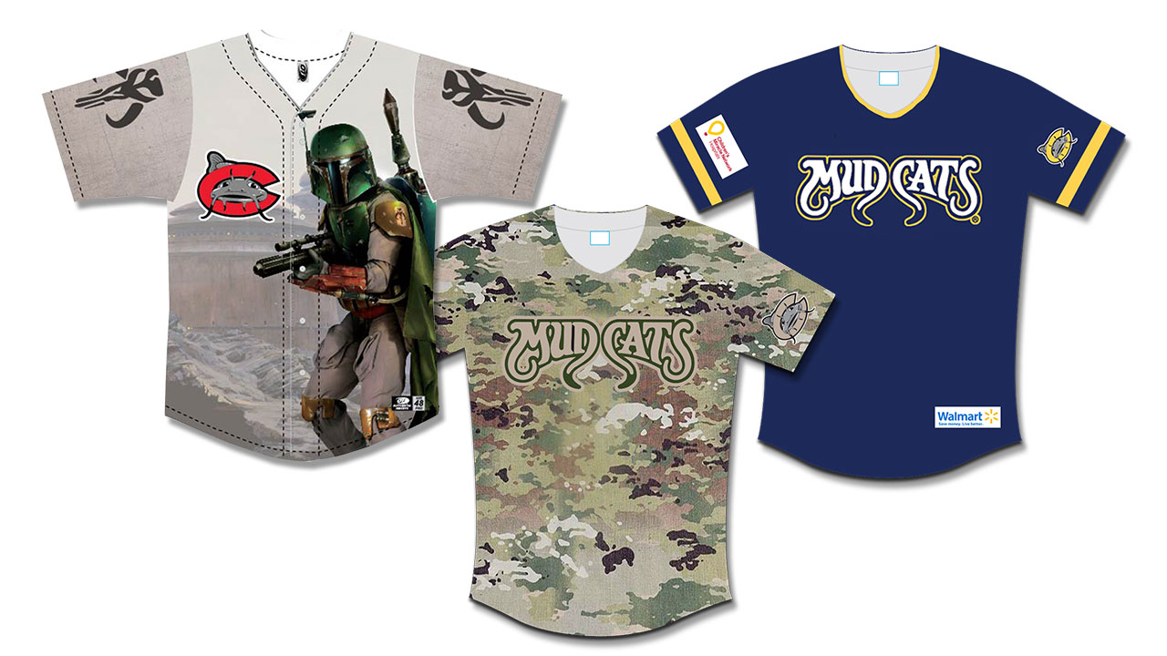best service 38601 a8273 Mudcats Announce New Promotions Schedule for 2019 Season ...