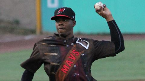 Roenis Elias ranked fourth in the Cal League in ERA in 2012.