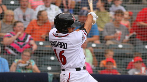 Squirrels Stun Aeros Again, 9-6 | Richmond Flying Squirrels News