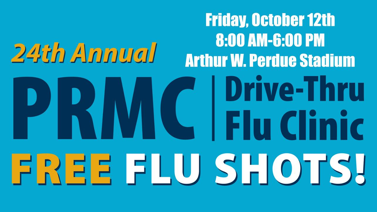 2018 PRMC Flu Clinic