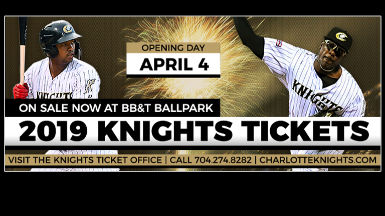 Single-Game Tickets Go On Sale SATURDAY!