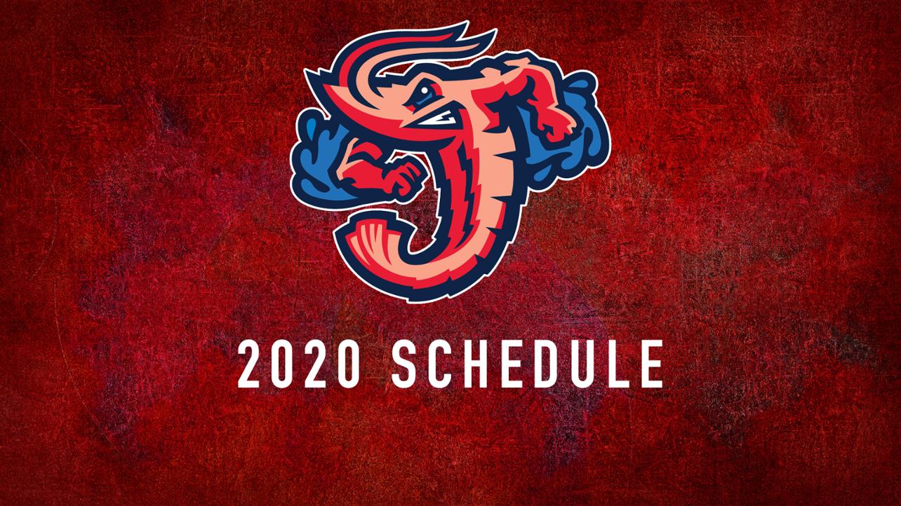 Jumbo Shrimp unveil weekend-heavy 2020 schedule