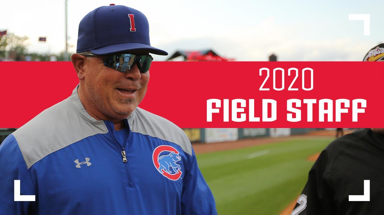Iowa Cubs 2020 Field Staff Announced