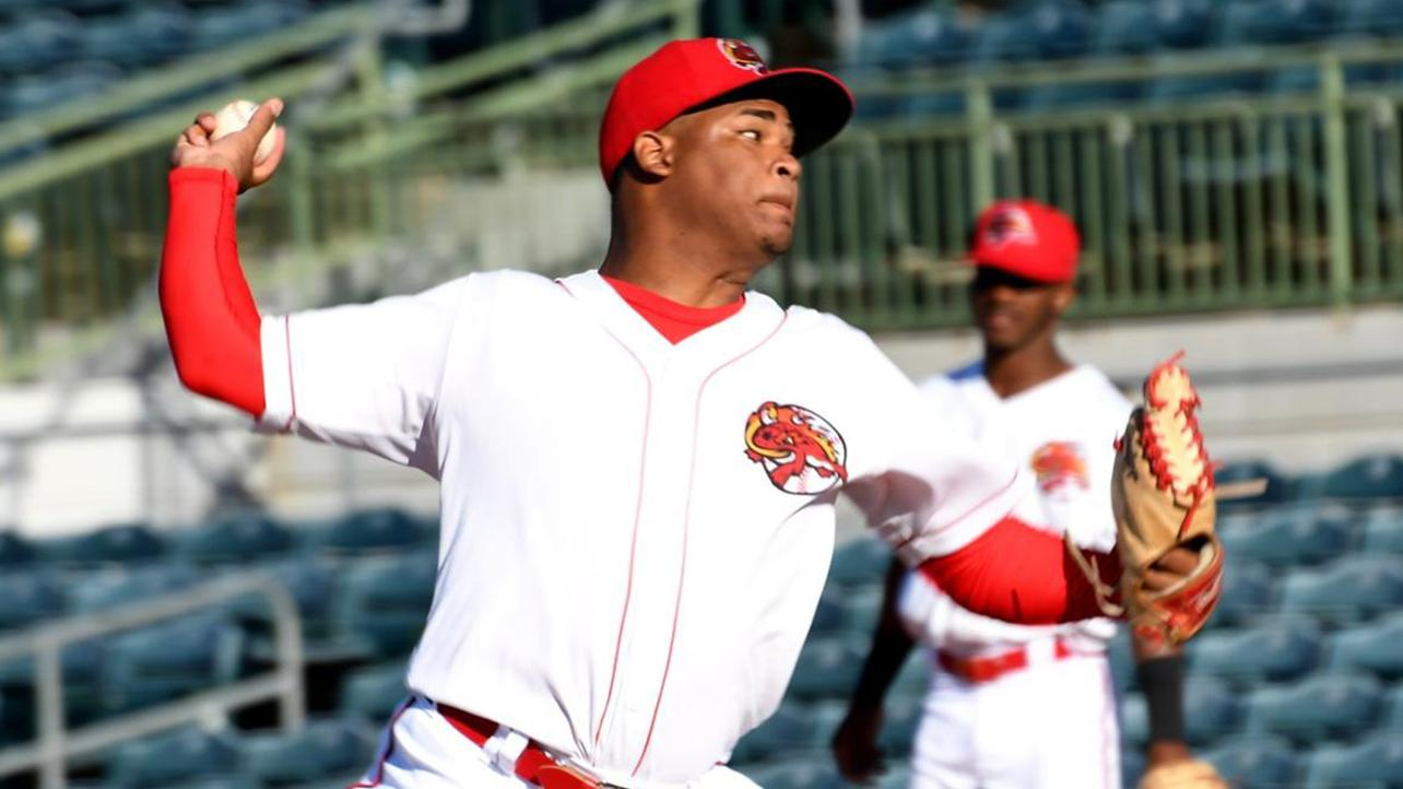 De La Cruz outdoes Maddux in Fire Frogs' first no-no