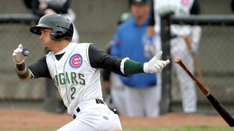 Cougars outfielder and Cubs prospect Albert Almora is a six-time USA Baseball alumnus.