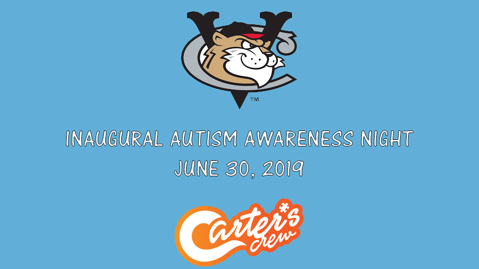 5a5605e8fde The team's inaugural autism awareness event will be held on Sunday, June 30