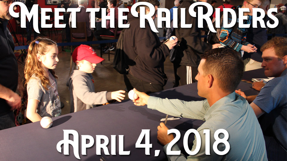 Party Time Meet The Railriders On April 4 Scranton Wilkes Barre