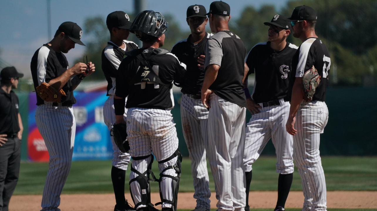 Rox Swept In Division Championship