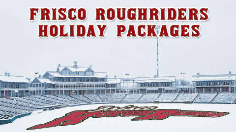 The RoughRiders are offering four specialized ticket packages that make for great gifts!