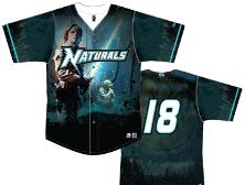 52c11fd61 The newest Naturals Star Wars Night Jersey is here