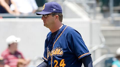 Billy Gardner, Jr. joins the Chiefs after 19 previous seasons as a minor-league manager.