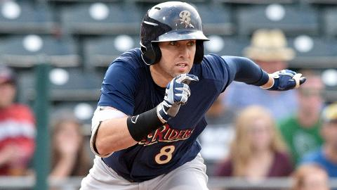 Jake Cave owns a .301/.360/.483 line over 130 games at Triple-A Scranton/Wilkes-Barre.
