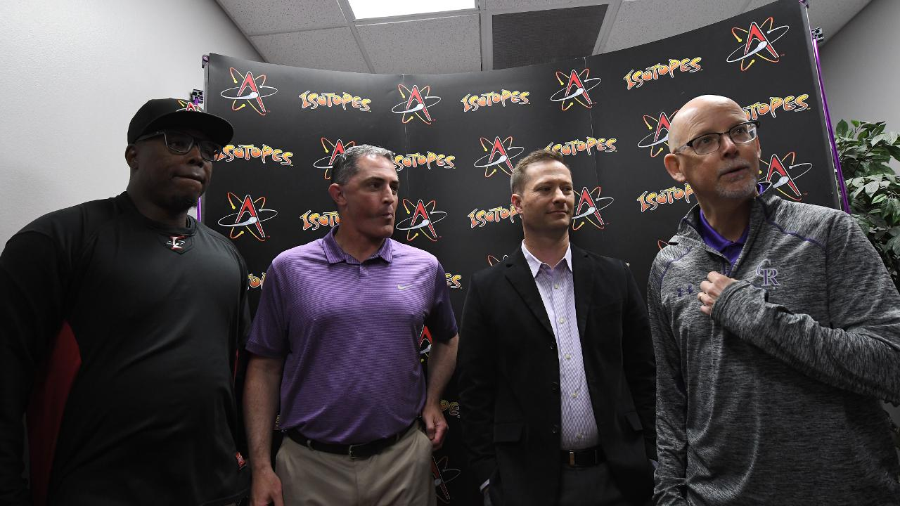 6a0cb713 Isotopes, Rockies Extend Player Development Contract Through 2022 ...