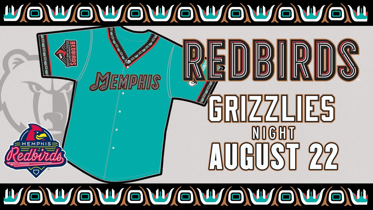 best website 879c2 4a52d Grizzlies Night at AutoZone Park Scheduled for Thursday, Aug ...