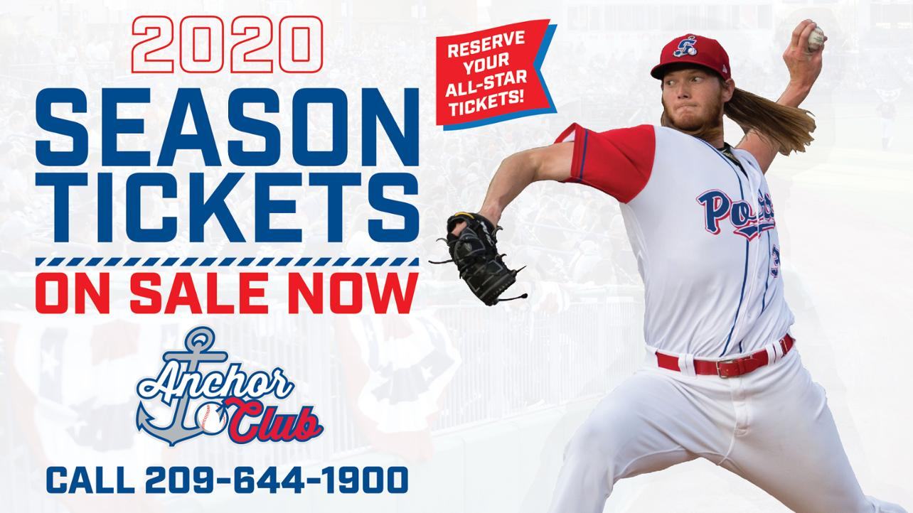 2020 Anchor Club Memberships on Sale Now