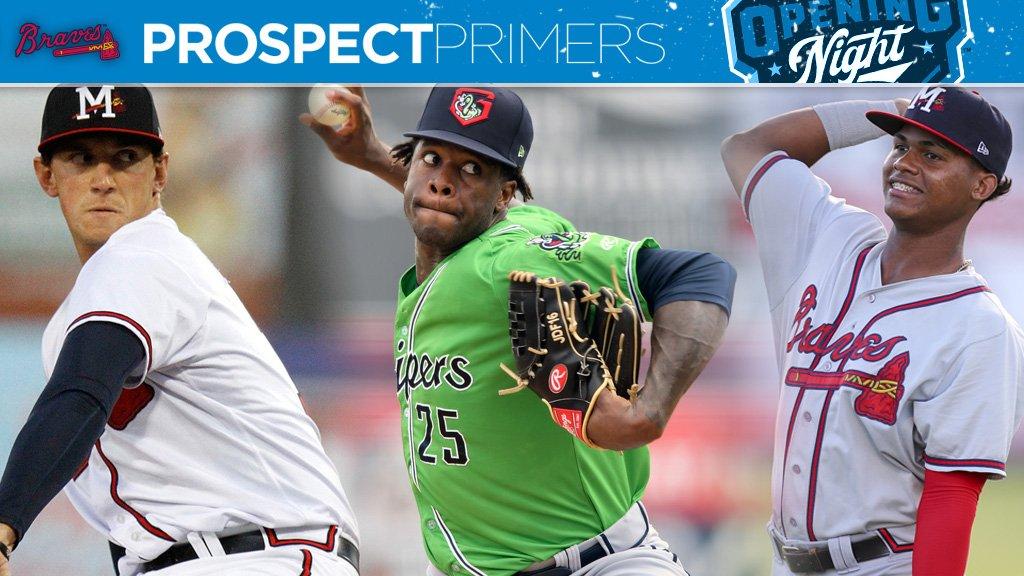 Braves Prospect Primer: Arms abound