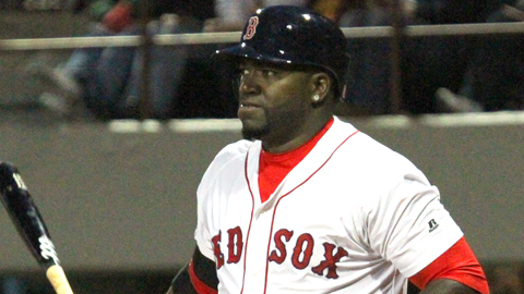 David Ortiz appeared in only 90 games last season due to injury.