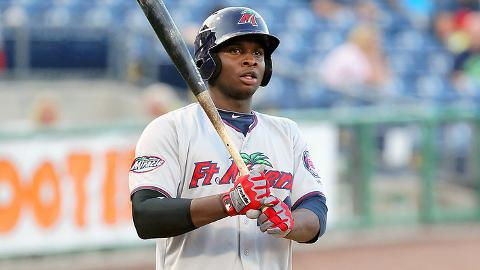 Fort Myers' Miguel Sano ranks third in slugging and runs scored in the Minors.