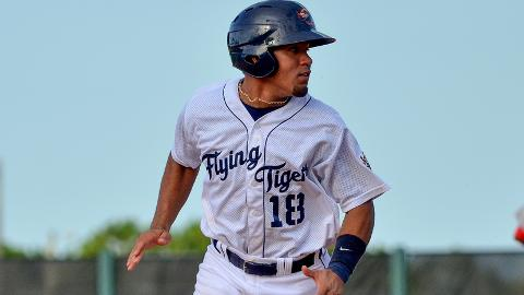 Devon Travis is hitting .382 with two homers in 23 games for the Flying Tigers.