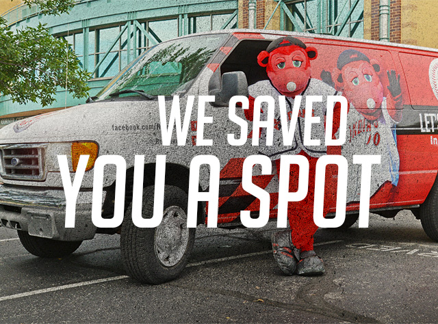 We Saved You a Spot
