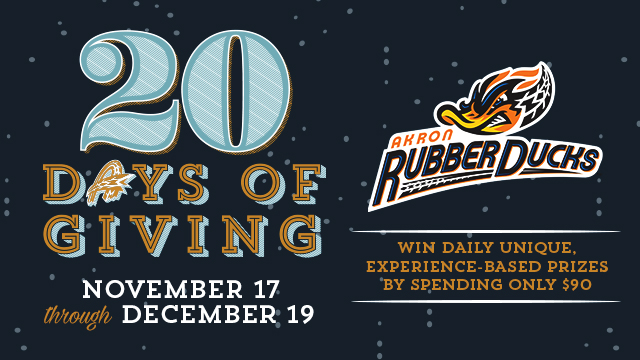 2017 20 Days of Giving