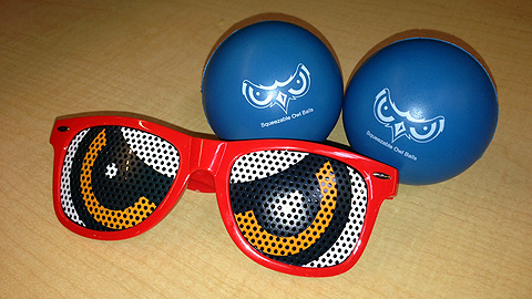 The Orem Owlz will give fans a pair of team-branded items for two different causes.