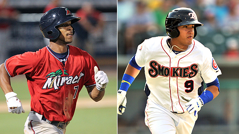 Byron Buxton and Javier Baez are among those headed to Arizona.