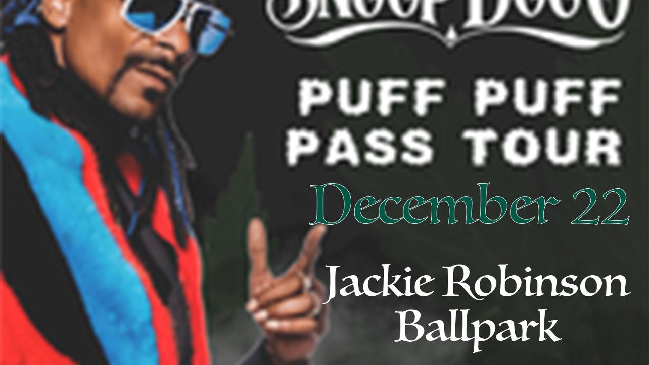 Snoop Dogg Concert Tickets