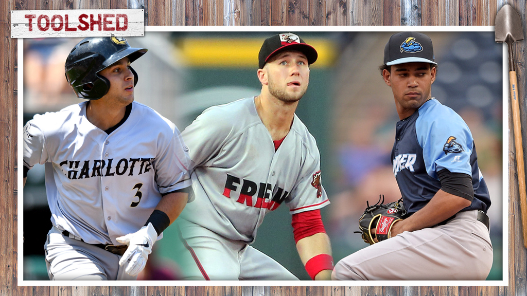 Toolshed: Offseason deals make waves for prospects
