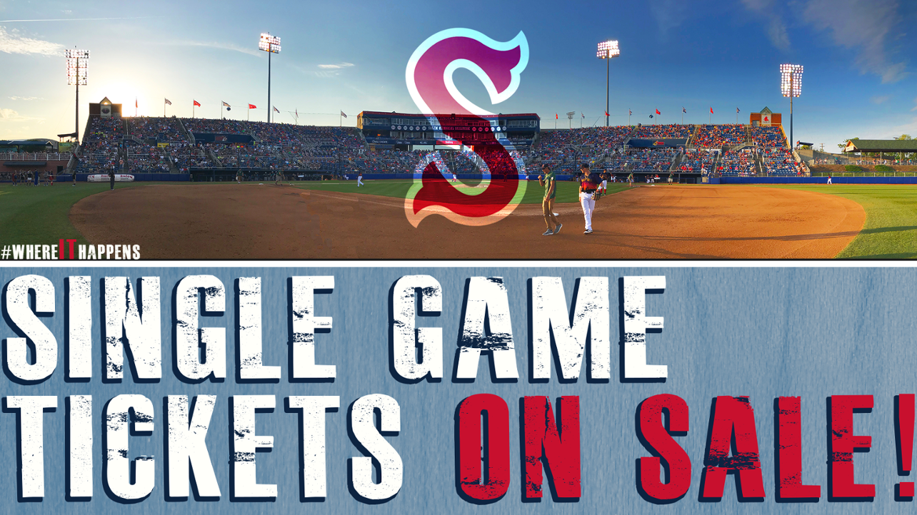 Single Game Tickets Promo
